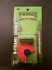 Primos A-Frame Double with Double Cut Call