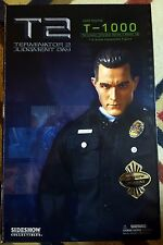 T2 T-1000 1:6 Scale Sideshow Exclusive Terminator 2 new