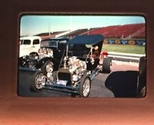 Lot 30 Vtg 35mm Slides Hot Rods Street Rods Cars Autos 1976 Southern California?