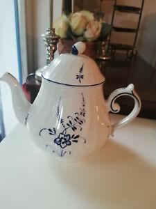 Villeroy & Boch Alt Luxemburg Vieux Luxembourg 1 Teekanne mit kl. Beschädigung