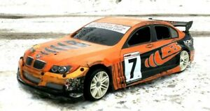 RS5 MODELSPORT TX14 CAR AND BODYSHELL 1/5TH SCALE ONROAD, FG EVO ZENOAH