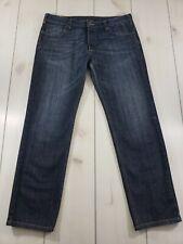 "Vintage UNITED COLORS OF BENETTON Straight Leg Jeans Blue Men's 36x30 ""Slim""  J6"
