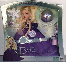 Bratz Holiday Winter Ball Beauty Cloe (Purple Dress) BNIB