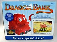 Dragon's Den - Dragon Bank - Save ~ Spend ~ Give (Track Money online)