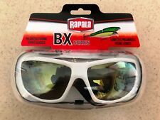 5125 Rapala BX Series Polarized Fishing Sport SunGlasses 100% UV Protection