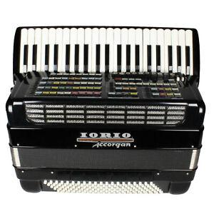 Iorio Accorgan 610A Piano Accordion LMMM 41 120 w/ Case