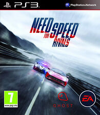 Need for speed rivals PS3 * en excellent état *