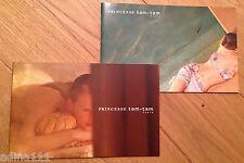 Princesse Tam Tam Werbung Katalog Lookbook Wäsche Dessous Bademode Sommer 2009