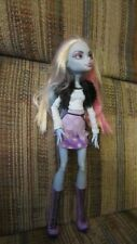 Monster High Doll Fashion Pack Abbey Bominable Shoes Skates Skirt Shirt Vest