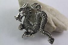 Dragón Dragon plata colgante 925 plata/386