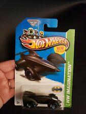Hot Wheels 2013 BATMAN LIVE BATMOBILE # 65  BLACK