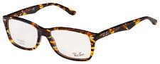 Ray Ban Eyeglasses RX 5228 5711 55 Tortoise Frame [55-17-140]
