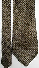-AUTHENTIQUE cravate cravatte  BURBERRYS  100% soie  TBEG  vintage