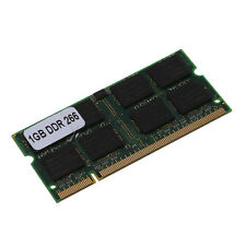 1GB Memory RAM Memory PC2100 DDR CL2.5 DIMM 266MHz 200-pin Notebook Laptop DT
