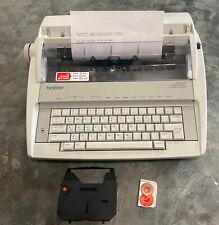 Brother Correctronic Gx 6750 Electronic Typewriter Tested Working