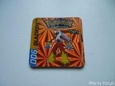 Magnet Staks Pokémon Advanced / 006 Blaziken / Panini 2003 [ Neuf ]