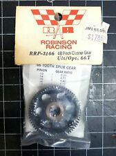 Vintage Robinson Racing Kyosho Optima Ultima Rrp-3166 48P 66T Cluster Gear Turbo