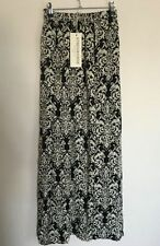 Rayon Paisley Hand-wash Only Regular Size Skirts for Women