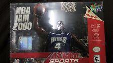 NBA Jam 2000 n-64 nintendo 64 brand new sealed !!