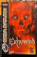 Exhumed Sega Saturn PAL - jeu Sega Saturn / Speel / Spiel / Game