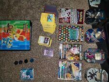 Pokemon cards, tins, coins, binder, books, sleeves, etc.
