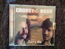 CROSBY & NASH- CARRY ME. CD