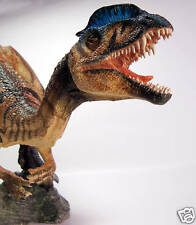"1/16 scale Dilophosaurus dinosaur resin model kit 16""- Creative Beast Studio"