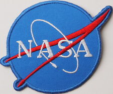 NASA US Space Agency Logo Quality Iron-On Embroidered Patch -No-171