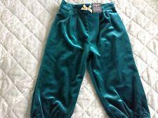 Girls' Velvet Trousers & Shorts (0-24 Months)