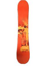 Salomon Ivy Women's Snowboard - 143cm - Good Condition