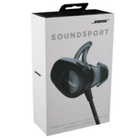 Bose SoundSport wireless bluetooth headphones sport earphone - BLACK