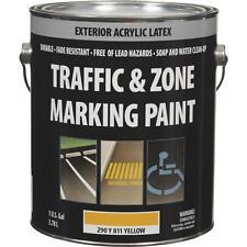 Sherwin Williams Yel Latex Traffic Paint