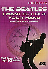 New, 10-Minute Teacher: The Beatles - I Want To Hold Your Hand. For Guitar, Guit