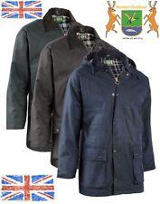 Hunter Outdoor Bolton Unpadded Unisex Wax Jacket