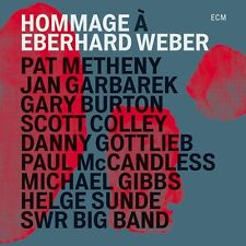Pat Metheny / Jan Ga - Hommage a Eberhard Weber [New CD]