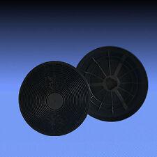 2 Aktivkohlefilter für Dunstabzugshaube Bomann DU 612 , DU 613 , DU 613.1 IX