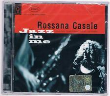 ROSSANA CASALE JAZZ IN ME CD SIGILLATO!!!