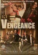 Kung Fu Vengeance - Hong Kong RARE Kung Fu Martial Arts Action movie