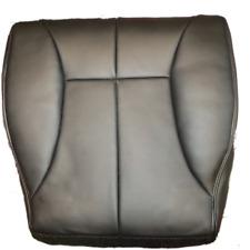 98-02 Dodge Laramie1500,2500,2-4 Door  DriverBottom Leather Seat cover DARK GRAY