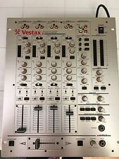 Vestax PMC 55 4 channel DJ Club Mixer w/ manual and box