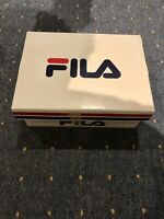 Fila Running Shoe Box Empty Size 7 (Infants) In Excellent Condition
