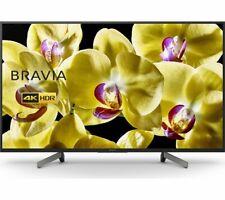 "SONY BRAVIA KD49XG8096BU 49"" Smart 4K Ultra HD HDR LED TV with Google Assistant"