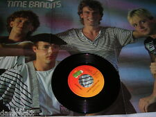 "7"" - Time Bandits / I´m only Shooting Love - Postercover Postersleeve # 0394"