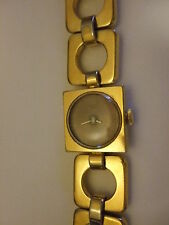 Trifari Wristwatch Trifari Windup Watch Vintage Watch Small Wrist Needs TLC