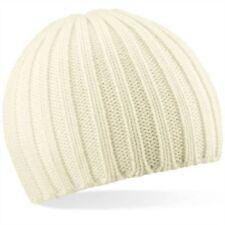 Cappelli da uomo bianco acrilico Beechfield