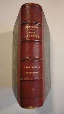 BRANTOME. VIES DES DAMES GALANTES + DES PERIERS Bonaventure  Les contes 1843