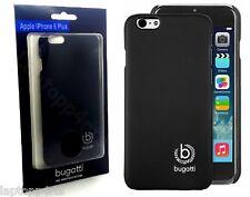 Genuine Bugatti Ultra Slim Snap On Case Cover For iPhone 6s Plus & 6 Plus Black