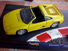 1/43 FERRARI / F 355 / F355 / V 8 / V8 / SPIDER  BERLINETTA / 1998 / DETAIL CARS