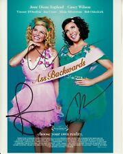 ASS BACKWARDS 8x10 hand-signed 3 STARS: RAPHAEL WILSON & SCHEER w/ uacc rd COA