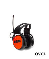 Husqvarna Arborist Ear Defenders Muffs With FM Radio 578 27 49-01 Mp3 Also